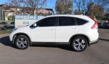 HONDA  CR-V  2012 full